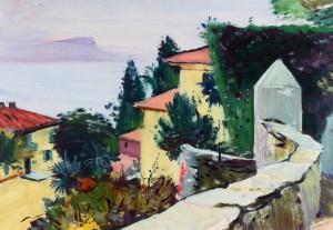 Am Gardasee ⋅ um 1960 Image