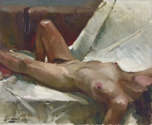 Liegender Akt ⋅ 1954 Image