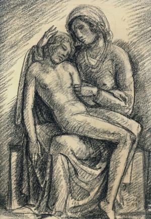 Pieta ⋅ 1943 Image