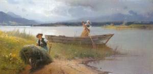 Der kleiner Helfer ⋅ um 1900 Image