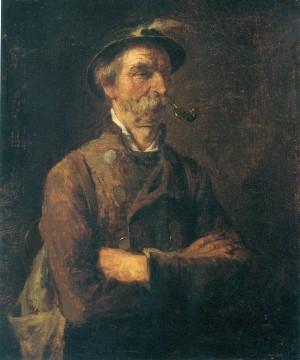 Alter Wildschütz ⋅ 1879 Image