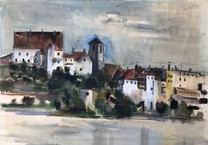 Wasserburg am Inn - Innpartie Image