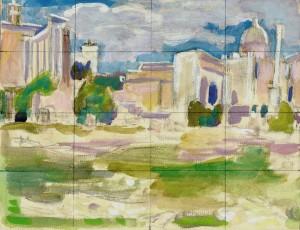 Rom - Forum Romanum Image