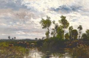 Moorlandschaft Image