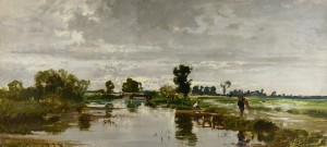 Schilfernte im Murnauer Moor Image