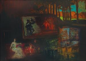 Erinnerung an einen Besuch bei Richard Strauss in Berlin ⋅ 1904 Image