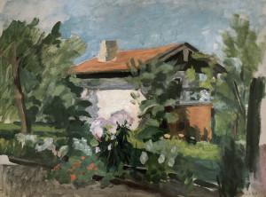 Zuhäusl ⋅ 1921  Image