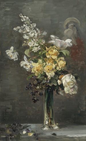 Blumenstillleben ⋅ um 1890/95 Image