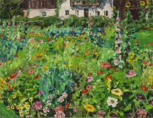 Garten ⋅ um 1945 Image