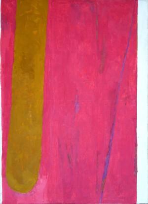 Ocker absteigend in Krapplack ⋅ 1981 Image