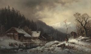 Winter im Bregenzerwald Image