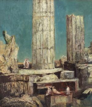 Ruinen ⋅ um 1930 Image