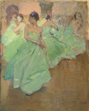 Tänzerinnen ⋅ um 1935/40 Image