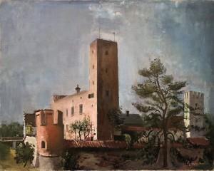 Burg Grünwald bei München ⋅ 1941 Image