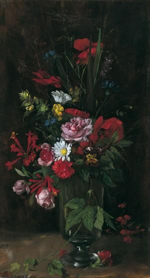 Blumenstillleben ⋅ 1887 Image