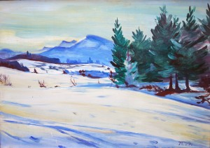 Winterlandschaft Image