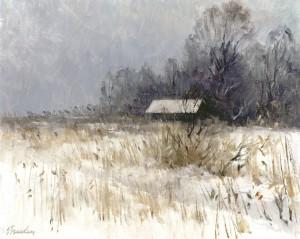Winter in Harras ⋅ um 1980 Image