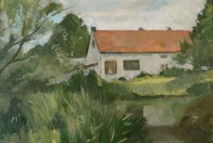 Groeschel-Haus in Fentbach bei Weyarn ⋅ 1980 Image