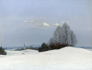 Prien im Winter Image