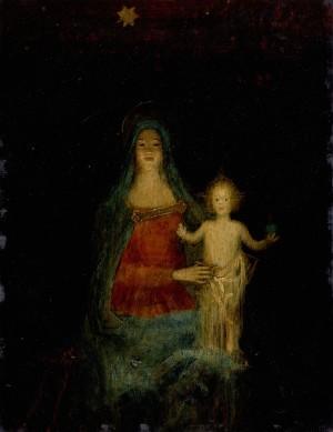 Madonna mit Christuskind ⋅ um 1935/40 Image