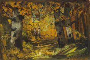 Herbst ⋅ um 1935 Image