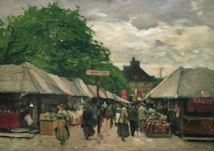 """Krampfbild"" (Auer Dult) ⋅ 1918 Image"