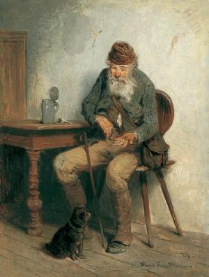 Der letzte Groschen ⋅ 1874 Image
