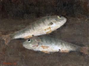 Chiemseefische ⋅ 1998 Image