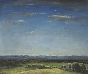 Weite Landschaft ⋅ 1909 Image