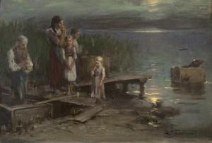 Im Gebet ⋅ um 1904 Image