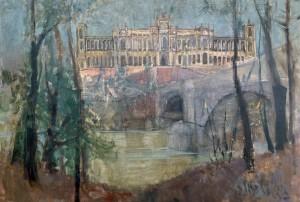 Maximilianeum in München ⋅ 1953/54 Image