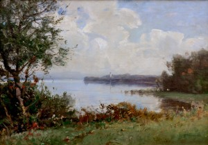 Am Starnberger See ⋅ um 1900 Image