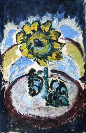 Sonnenblume ⋅ um 1950 Image