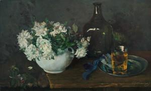 Stillleben mit Rosen ⋅ 1947 Image