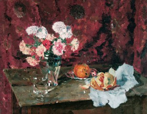 Nelken mit Orangen ⋅ 1927 Image