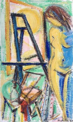 Im Atelier ⋅ 1947 Image