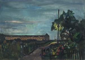 Der letzte Häuserblock ⋅ 1934 Image