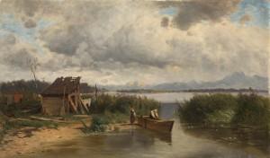 Chiemsee ⋅ 1883 Image