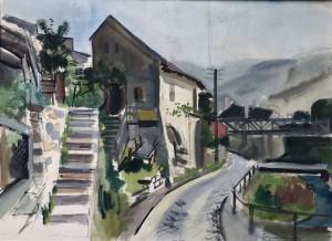 Spitz in der Wachau ⋅ 1938 Image