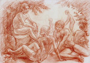 Figurengruppe ⋅ 1936/42 Image