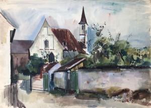 Kirche bei Landsberg am Lech Image
