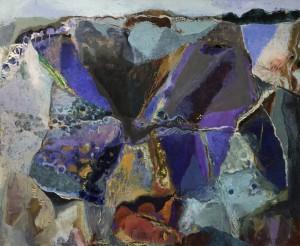 Großer Lavendelberg ⋅ 1992 Image