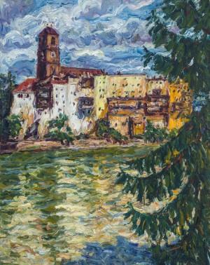 Wasserburg am Inn ⋅ um 1920 Image