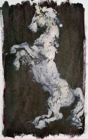Zirkuspferd ⋅ um 1955/60 Image