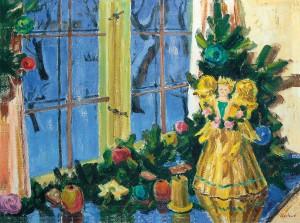 Weihnachtsengel ⋅ um 1955 Image