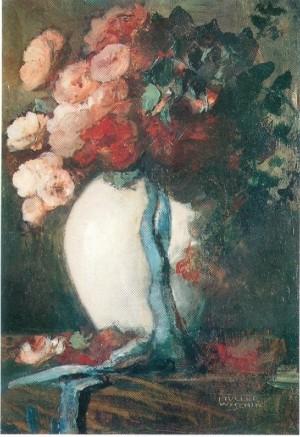 Rote Rosen ⋅ um 1940 Image
