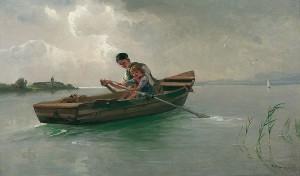 In guter Obhut ⋅ um 1900 Image
