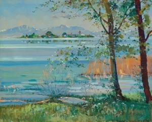 Inselblick ⋅ um 1925 Image