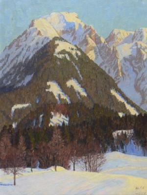 Winter in den Bergen ⋅ um 1930 Image