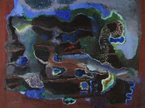 Abstraktion I ⋅ 1980 Image